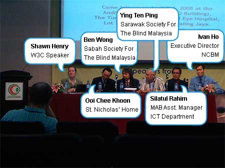 Malaysia Web Accessibility Conference 3