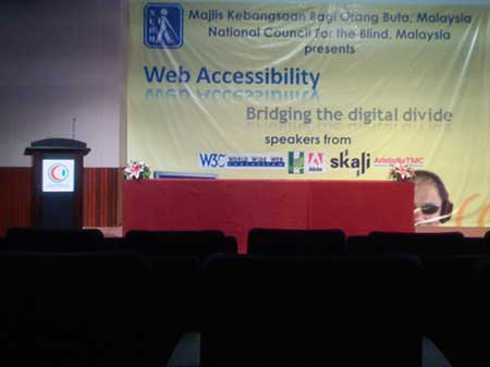 Malaysia Web Accessibility Conference 2