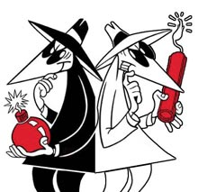 spy vs spy from mad
