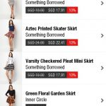 ZALORA Launches Android Shopping app 5