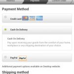 ZALORA Launches Android Shopping app 8